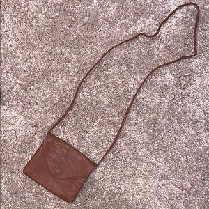 🟣 Mossimo supply co small Crossbody bag cognac